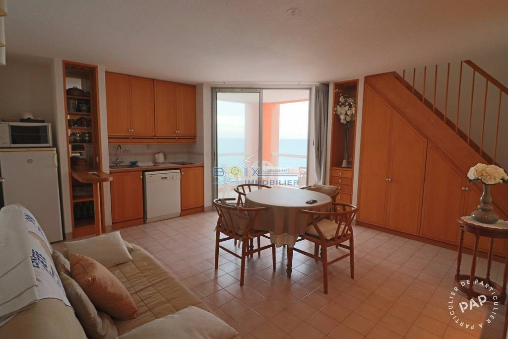 Vente Appartement Sete (34200) 57m² 299.000€