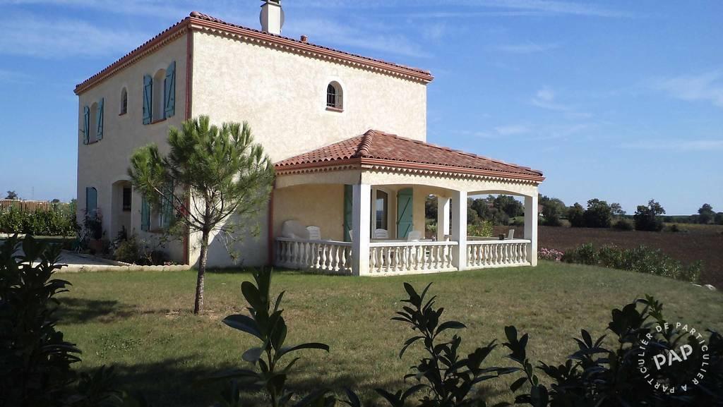 Vente maison 6 pièces Sainte-Christie (32390)