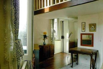Location meublée studio 24m² Paris 3E - 950€