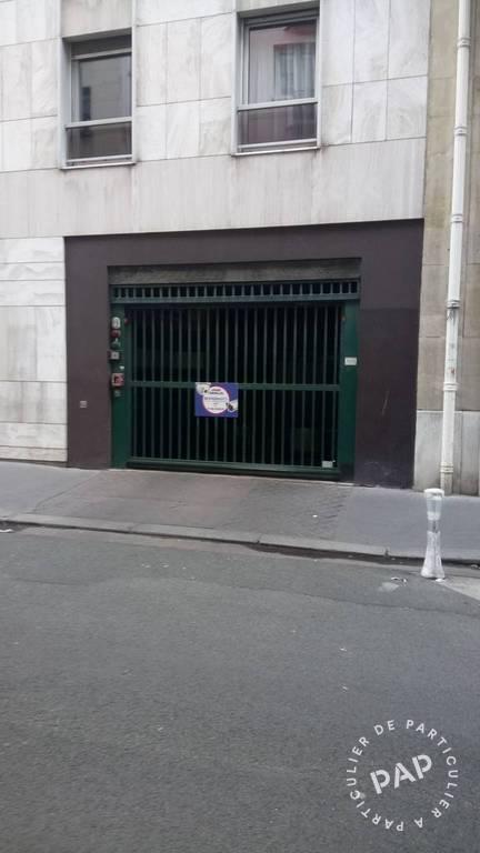 Location Garage, parking Paris 6E  200€