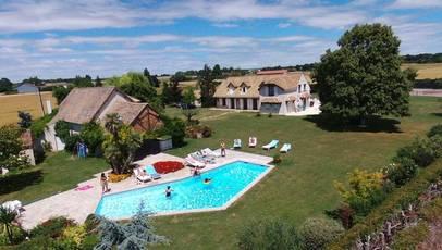 Vente maison 550m² Bréval - 850.000€