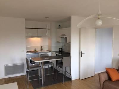 Location meublée appartement 2pièces 38m² Maisons-Alfort (94700) - 1.140€