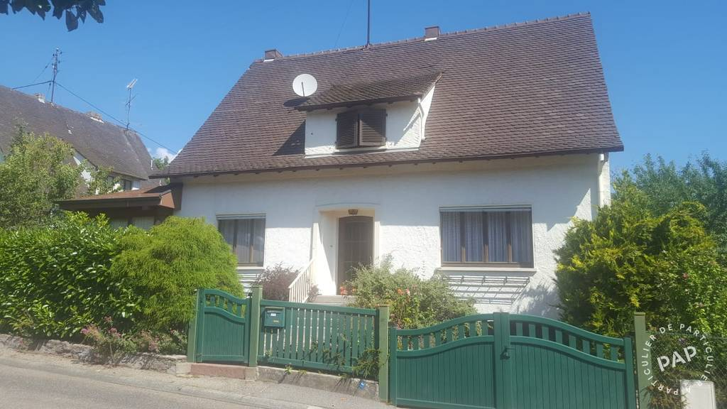 Vente Maison Guebwiller 163m² 335.000€