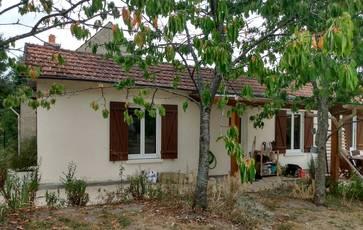 Location meublée maison 44m² Millemont (78940) - 750€