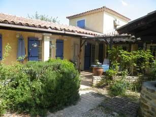 Vente maison 120m² 10 Mn De Saint-Ambroix / A Allègre-Les-Fumades - 265.000€