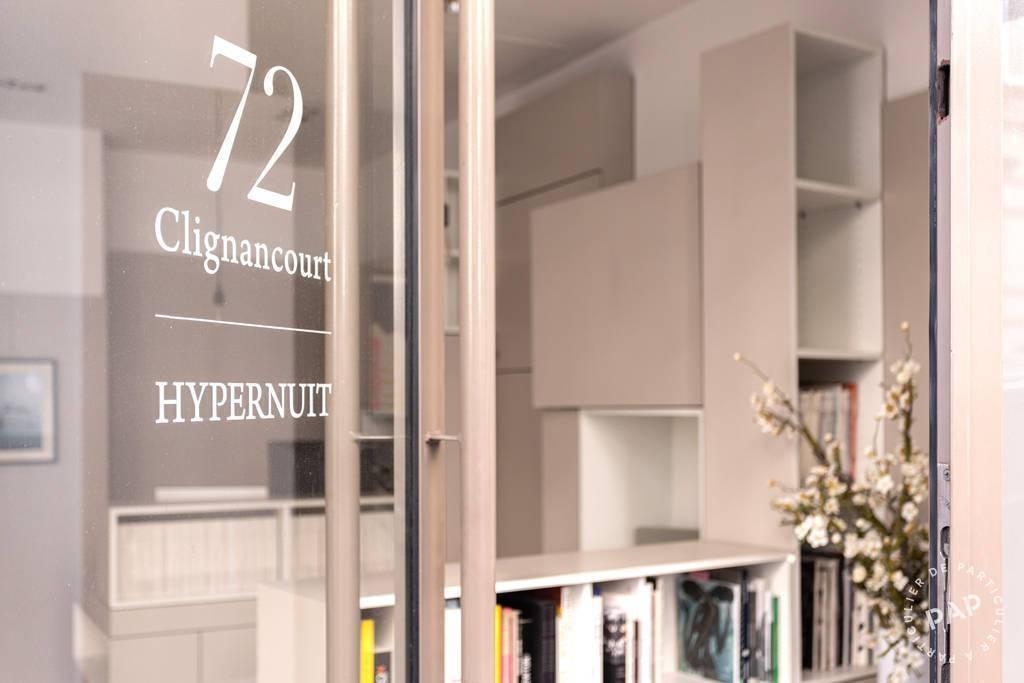 Location Bureaux et locaux professionnels Paris 18E