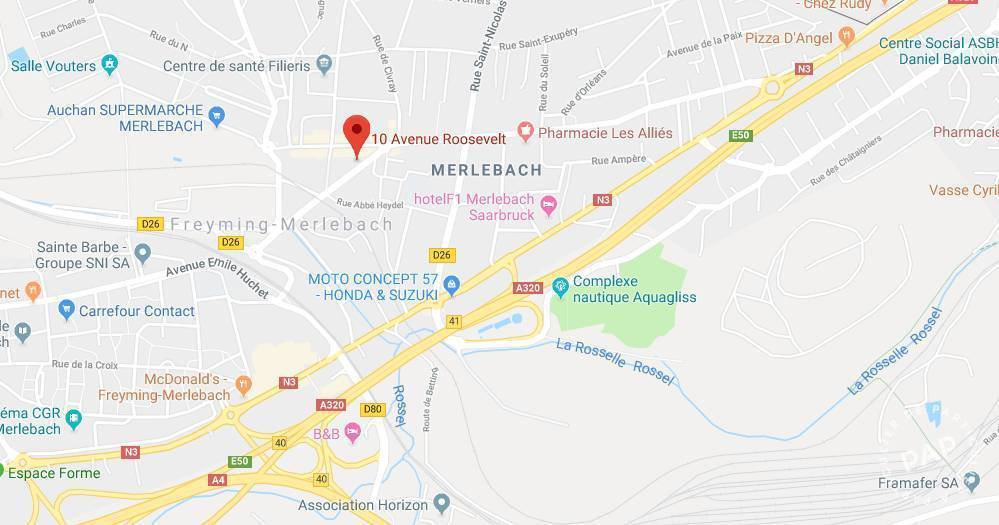 Vente immobilier 1.300.000€ Freyming-Merlebach