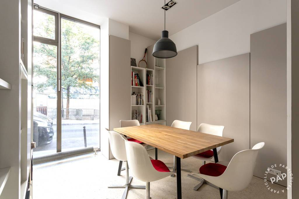 Location immobilier 450 € Paris 18E
