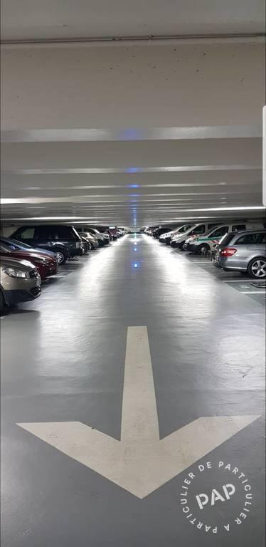 Location Garage, parking Paris 12E  140€
