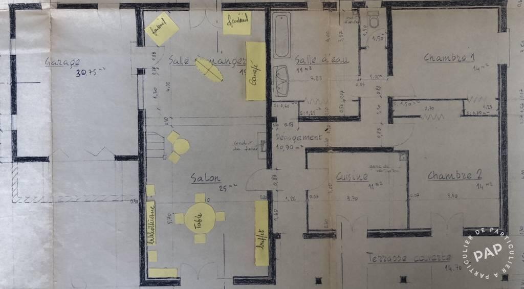 Vente Maison Frontignan (34110) 142m² 395.000€