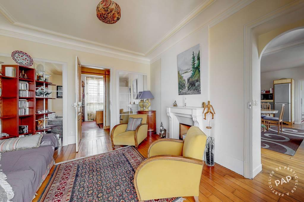 Vente appartement 8 pièces Fontenay-sous-Bois (94120)