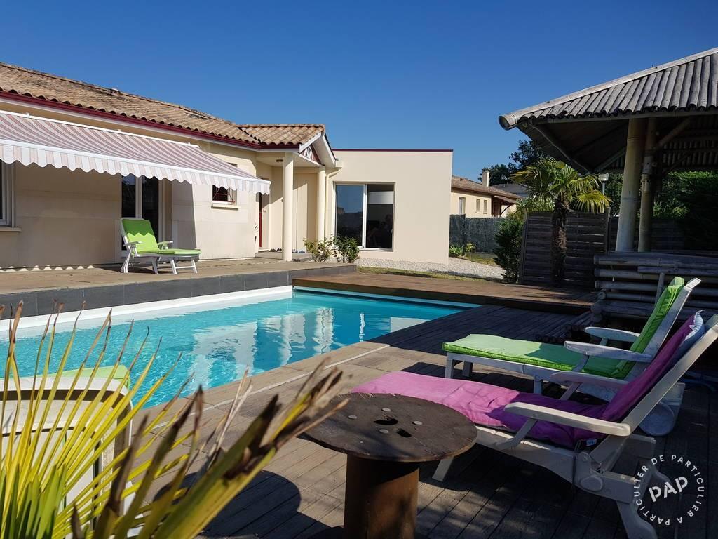 Vente maison 5 pièces Saint-Médard-en-Jalles (33160)