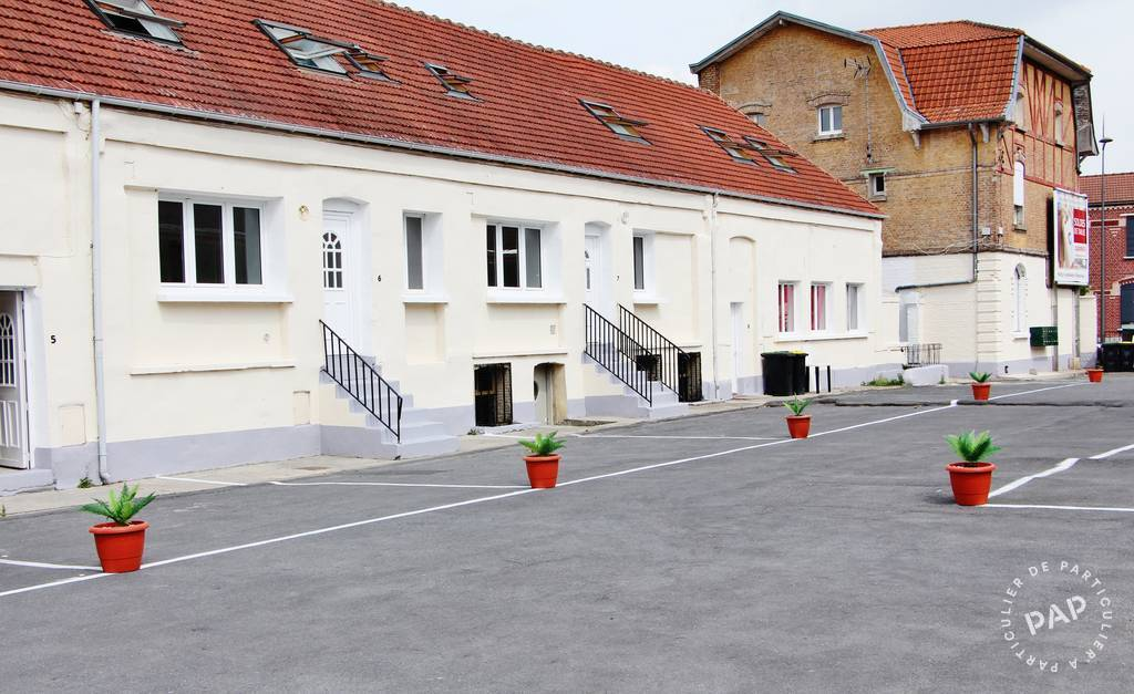 Location Appartement Cambrai 60m² 500€
