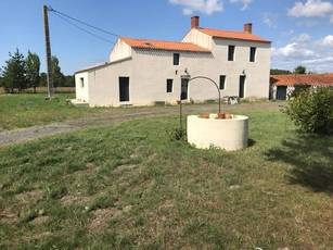 Vente maison 154m² Sallertaine - 325.000€