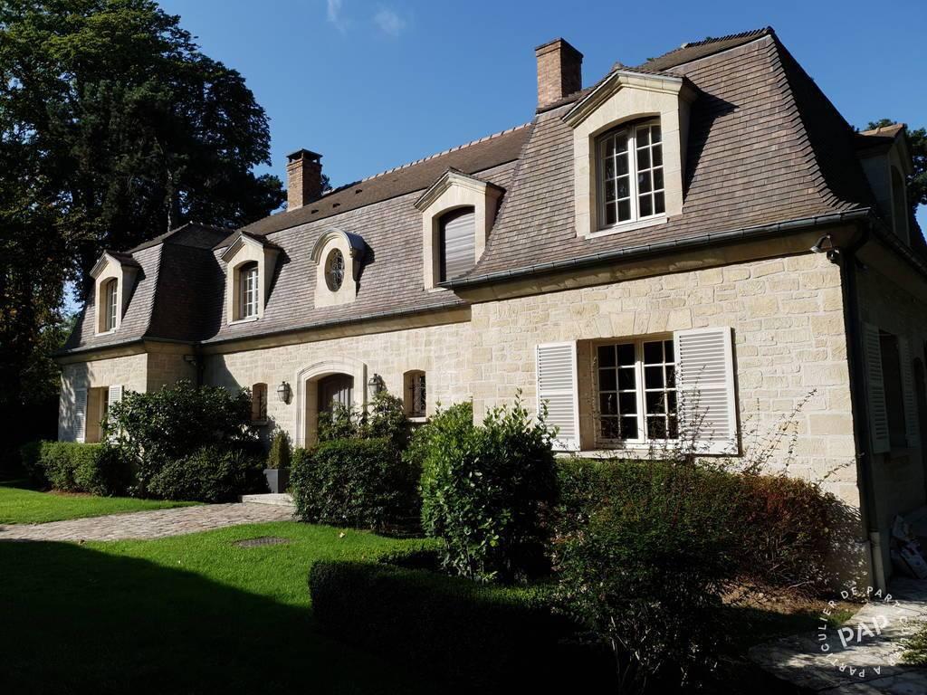 Vente Maison Le Vesinet (78110) 400m² 3.750.000€