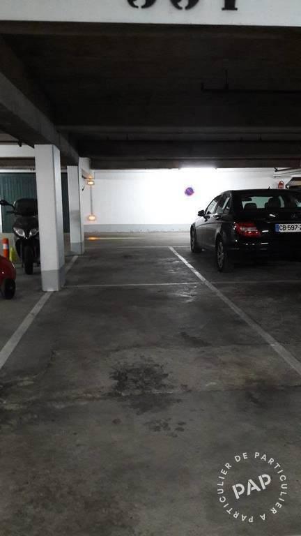 Location Garage, parking Paris 10E  120€
