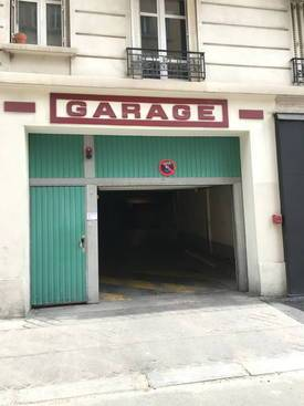 Location garage, parking Paris 18E - 148 €