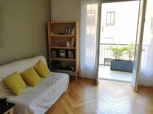Location meublée chambre 15m² Lyon 4E - 595€