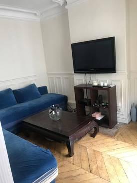 Location meublée appartement 2pièces 39m² Paris 8E - 1.500€