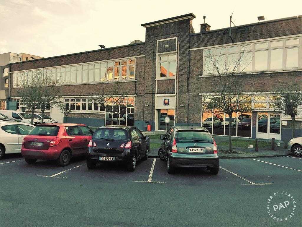 Location Bureaux et locaux professionnels Tourcoing (59200) 16m² 350€