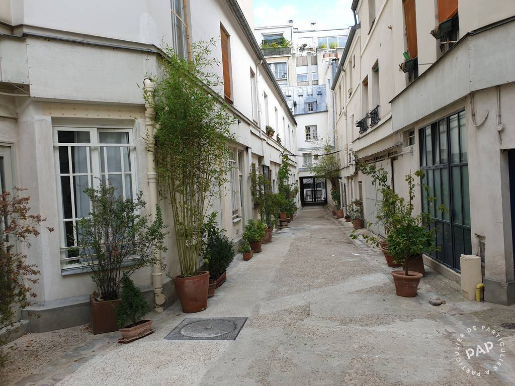 Vente appartement studio Paris 5e