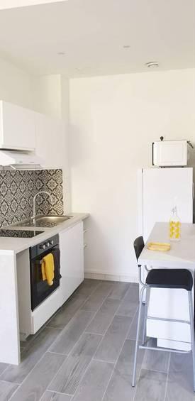 Location meublée studio 27m² Villeneuve-Saint-Georges (94190) - 750€