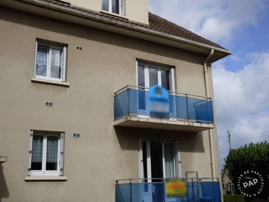 Vente Appartement Ouistreham (14150) 68m² 165.000€