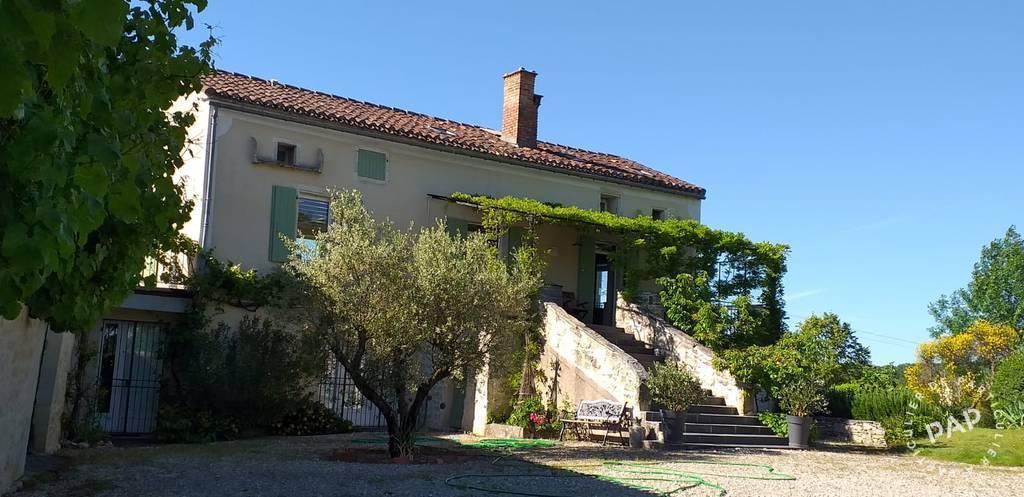 Vente Maison Cahors - Maxou (46090) 250m² 470.000€