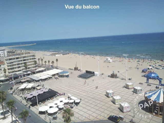 Vente Appartement Canet-En-Roussillon (66140) 55m² 290.000€
