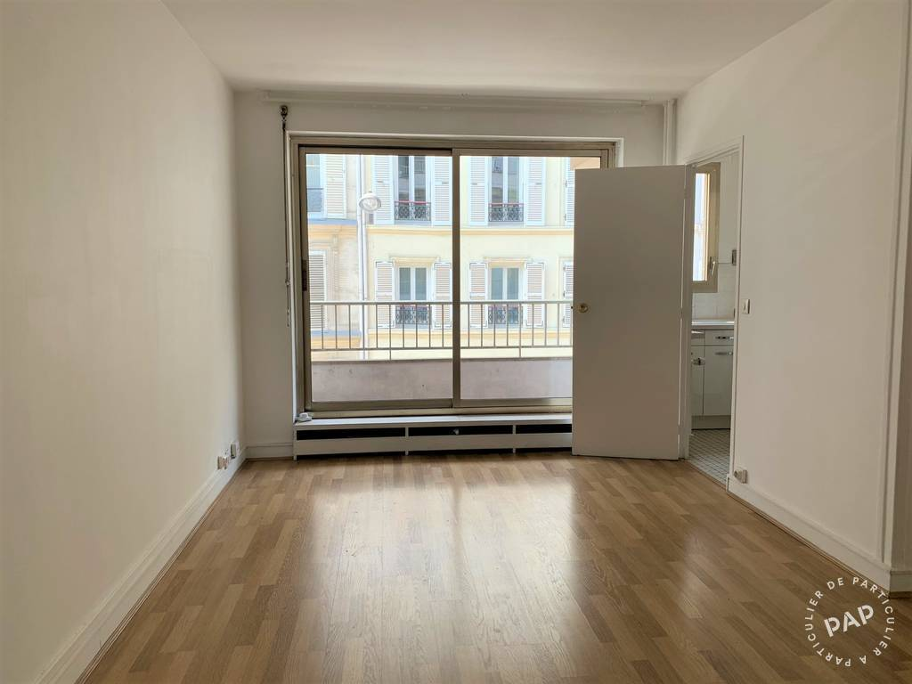 Vente appartement studio Paris 11e