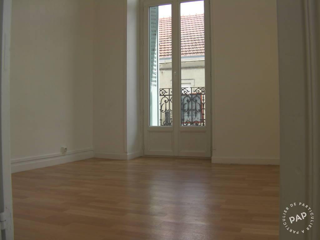 Location appartement 3 pièces Montceau-les-Mines (71300)