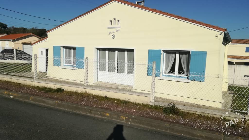 Vente Maison Saint-Palais-Sur-Mer (17420) 70m² 250.000€
