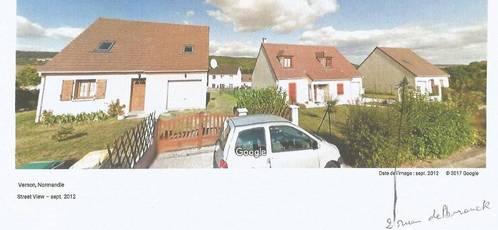 Location maison 81m² Vernon (27200) - 1.000€