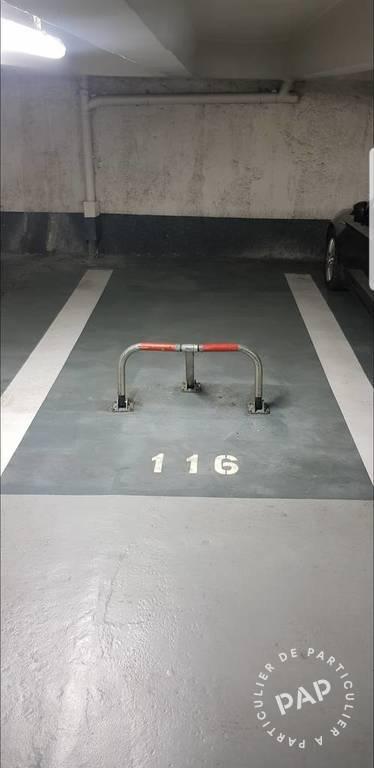 Location Garage, parking Paris 12E