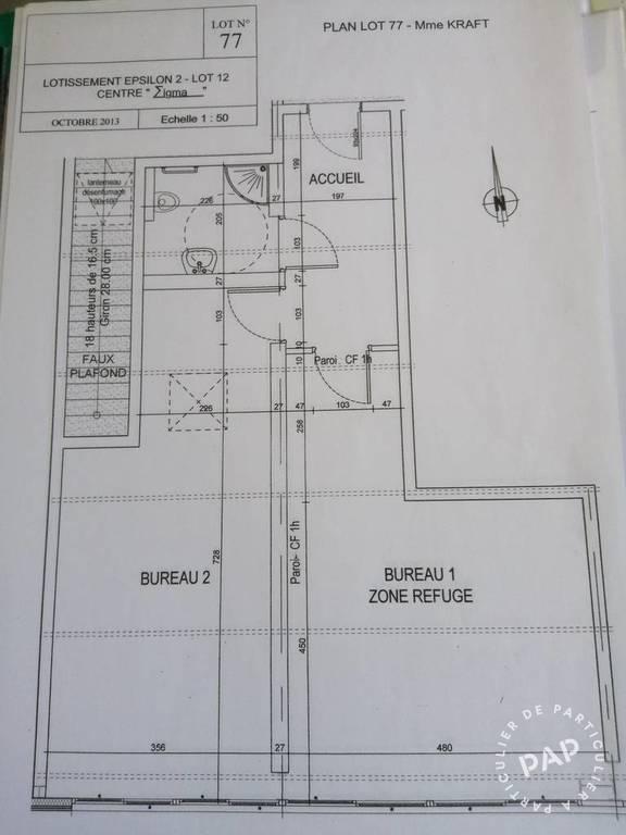 Vente Bureaux et locaux professionnels Saint-Raphael (83)