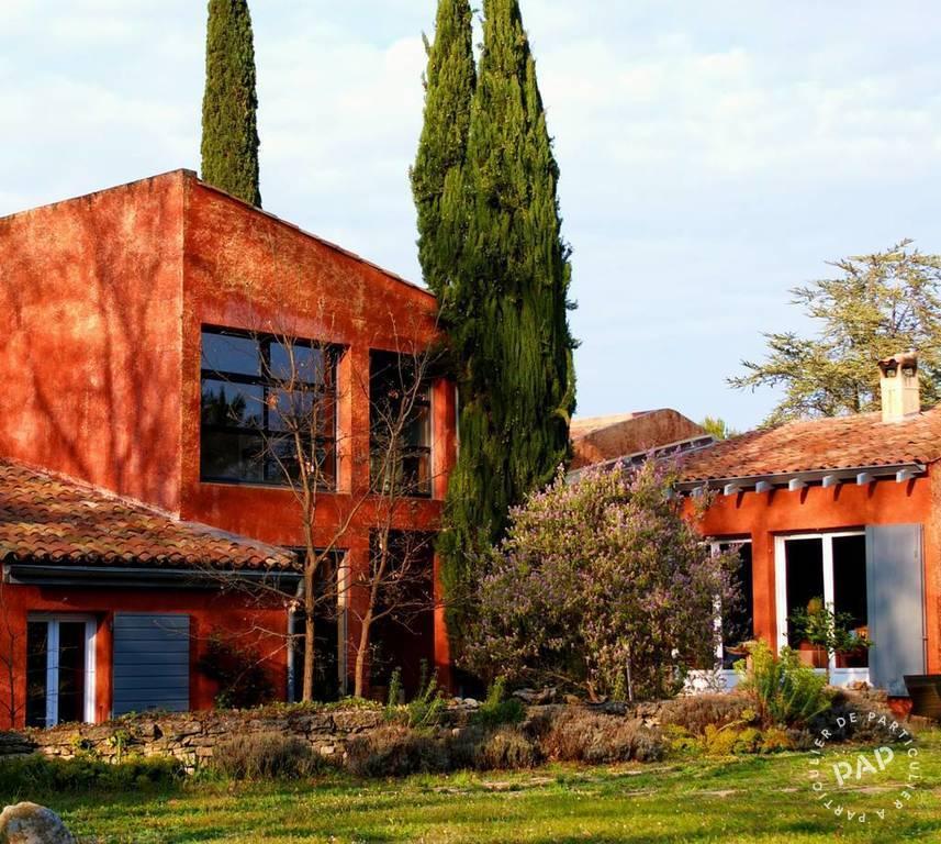 Vente Maison 15 Min Aix-En-Provence