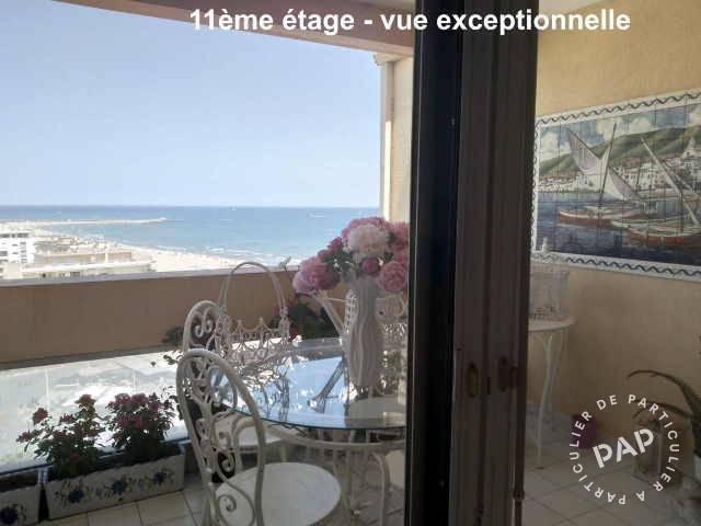 Appartement 290.000€ 55m² Canet-En-Roussillon (66140)