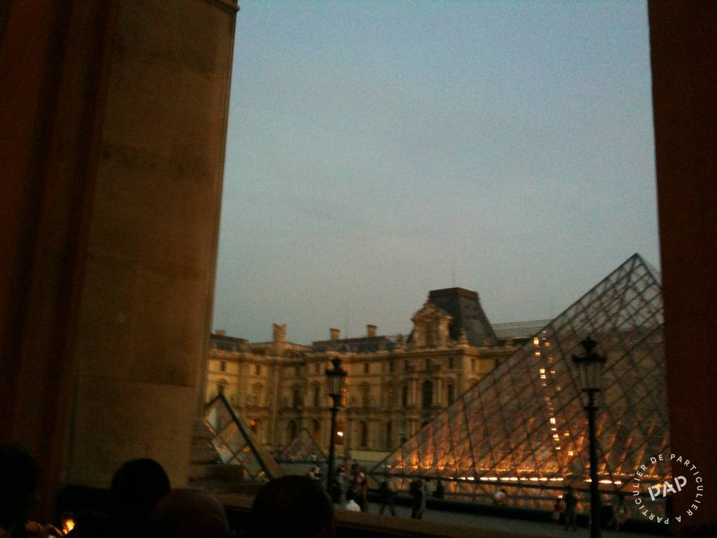 Vente Paris 8E 9m²