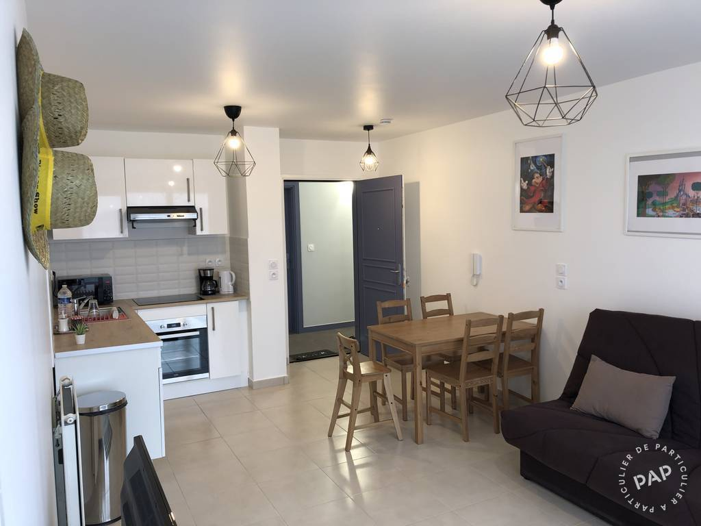 Vente Bailly-Romainvilliers (77700) 39m²