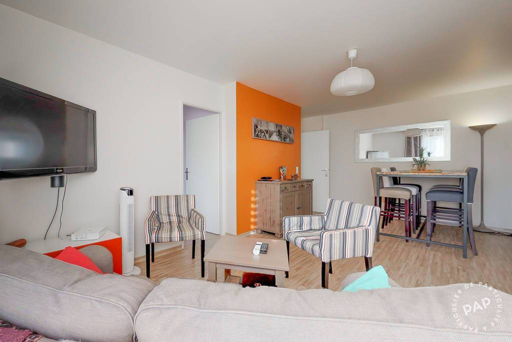 Immobilier Massy (91300) 290.000€ 58m²