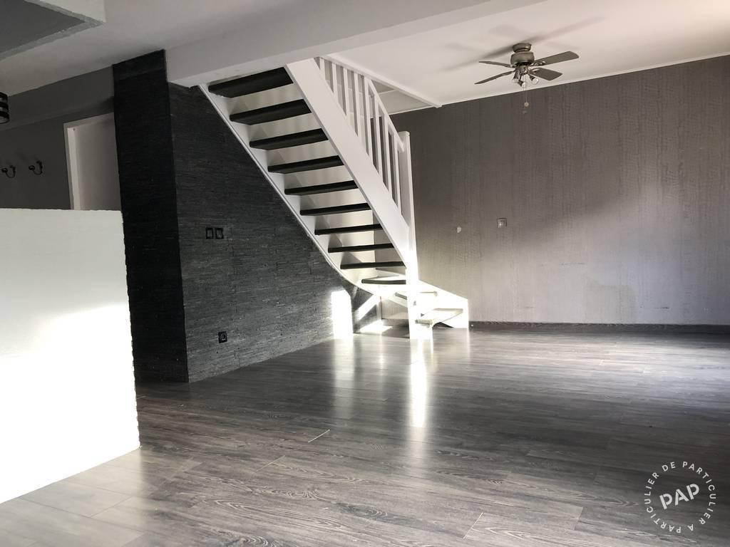 Maison 89m²