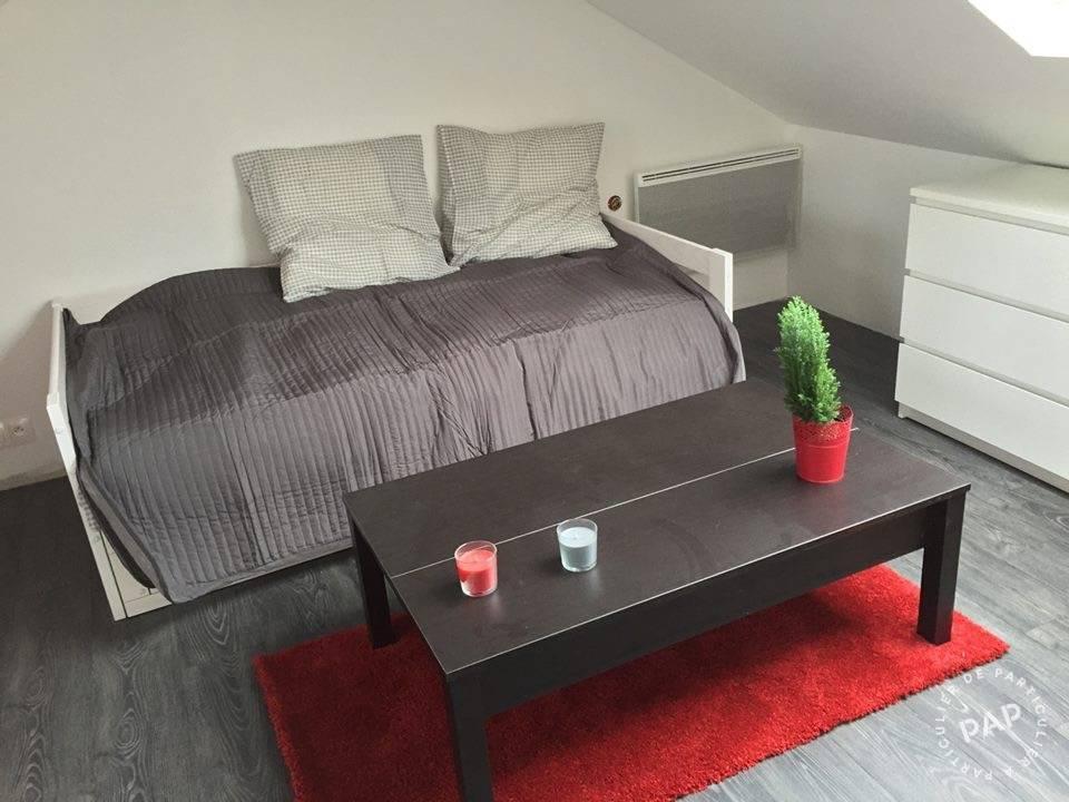 Location Appartement Montigny-Le-Bretonneux (78180) 27m² 880€