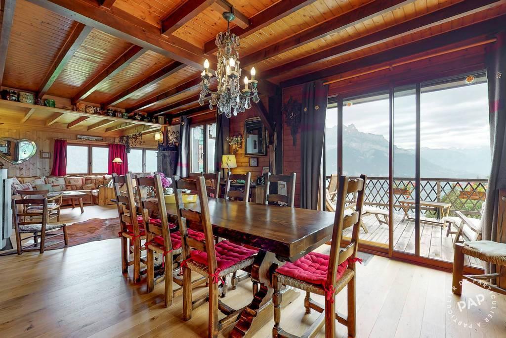 Vente Maison Cordon (74700) 185m² 690.000€