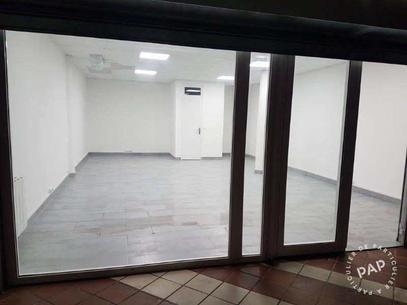 Location Bureaux et locaux professionnels Romainville (93230) 50m² 1.150€