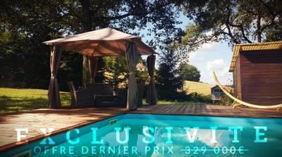Vente maison 172m² Morlaas (64160) - 269.000€