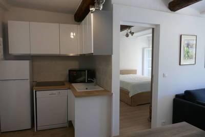 Location meublée appartement 2pièces 35m² Cagnes-Sur-Mer (06800) - 895€