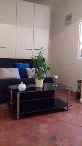 Location meublée studio 20m² Nice - 530€