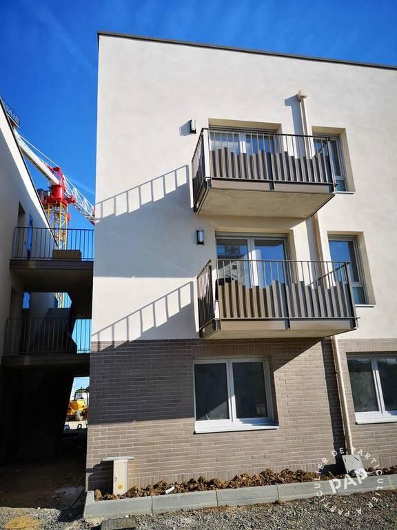 Location Appartement Tours 39m² 550€
