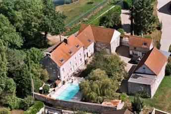 Vente maison 400m² Saint-Cyr-Sur-Morin - 430.000€