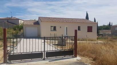 Location maison 90m² Collorgues (30190) - 875€